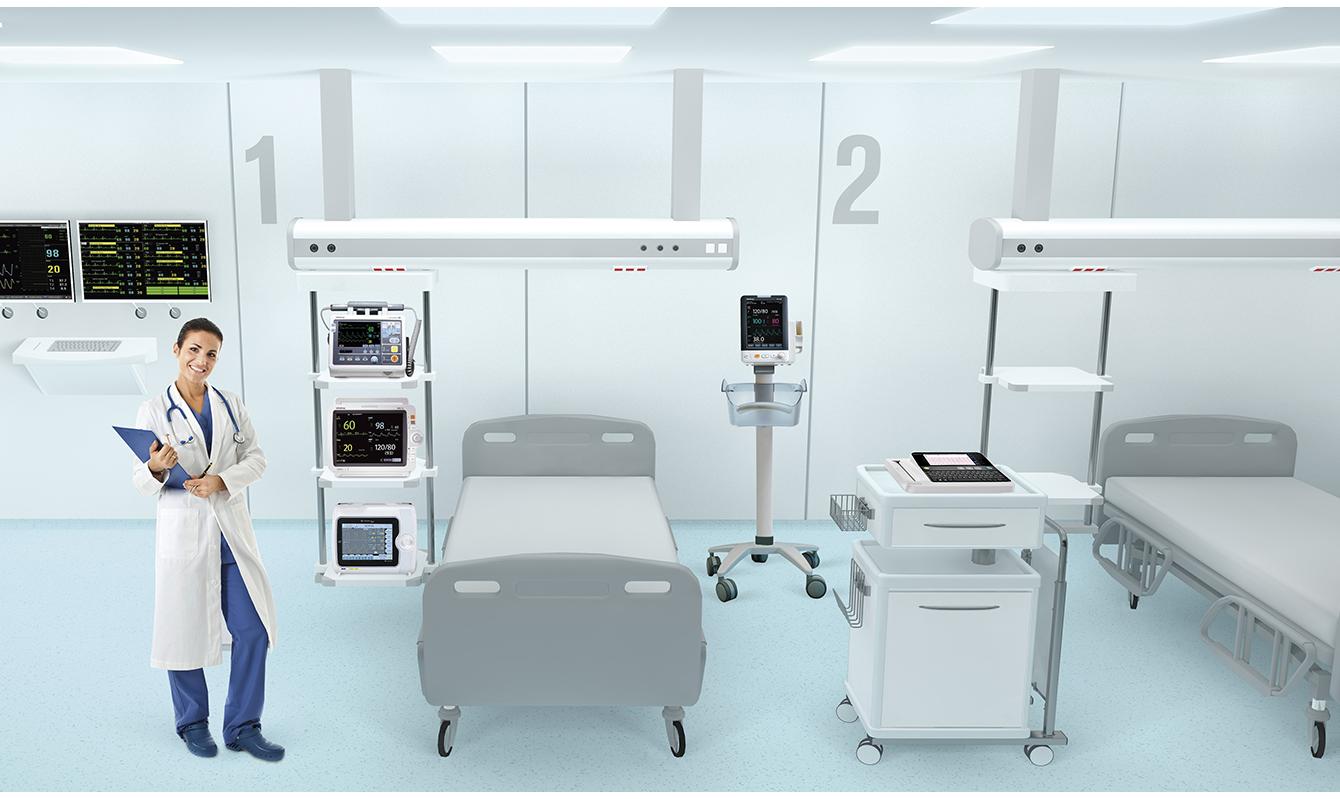 Sala 3D de urgencias