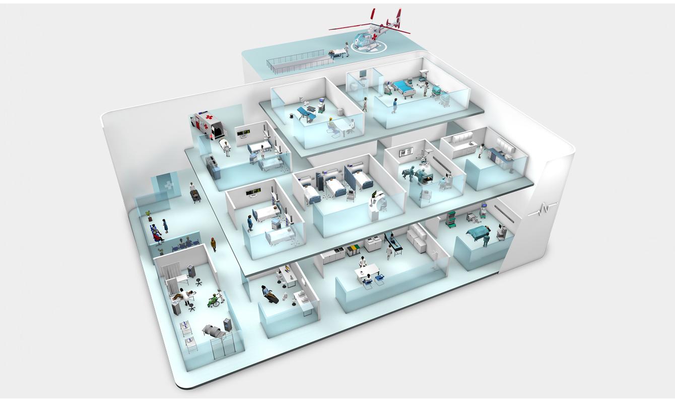 Vista general mapa 3D